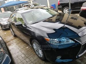 Lexus ES 2013 350 FWD Black | Cars for sale in Lagos State, Alimosho