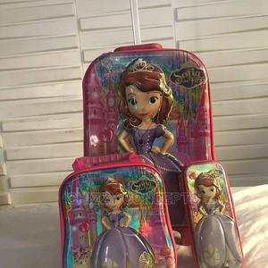 Smart Kids School 3in 1 Bag for Girls | Bags for sale in Lagos State, Ikeja