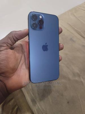 Apple iPhone 12 Pro Max 256 GB Blue | Mobile Phones for sale in Lagos State, Ikeja
