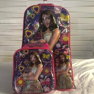 Smart 3in 1 School Bags for Girls | Bags for sale in Lagos State, Ikeja