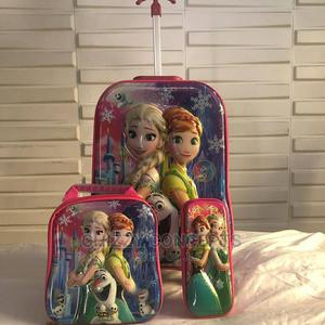 Smart 3 in 1 School Bags for Girls | Bags for sale in Lagos State, Ikeja