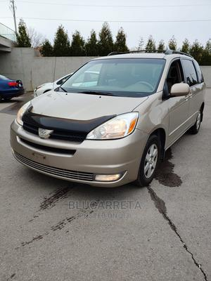 Toyota Sienna 2005 XLE Gold   Cars for sale in Lagos State, Agboyi/Ketu