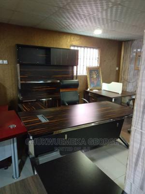 Super Executive Office Table and Bookshelves | Furniture for sale in Abuja (FCT) State, Wuse 2