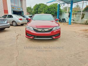 Honda Accord 2017 Red | Cars for sale in Kaduna State, Kaduna / Kaduna State