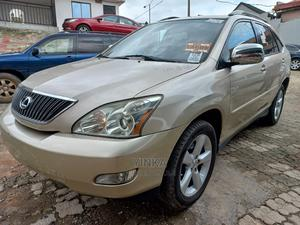 Lexus RX 2007 350 Gold | Cars for sale in Lagos State, Ikeja