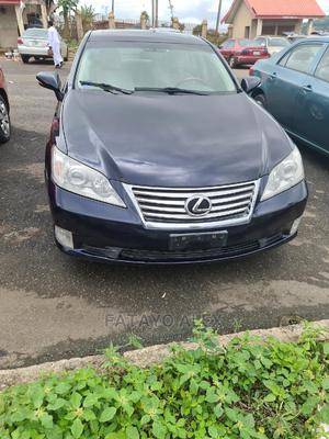 Lexus ES 2011 350 Blue | Cars for sale in Ondo State, Akure