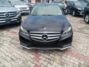 Mercedes-Benz E350 2014 Black | Cars for sale in Lagos State, Amuwo-Odofin