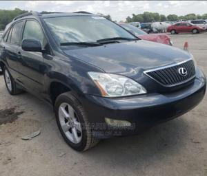 Lexus RX 2007 350 XE 4x4 Black | Cars for sale in Lagos State, Isolo