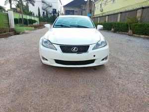 Lexus IS 2010 White | Cars for sale in Kaduna State, Kaduna / Kaduna State