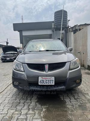 Pontiac Vibe 2008 Gray | Cars for sale in Lagos State, Ajah