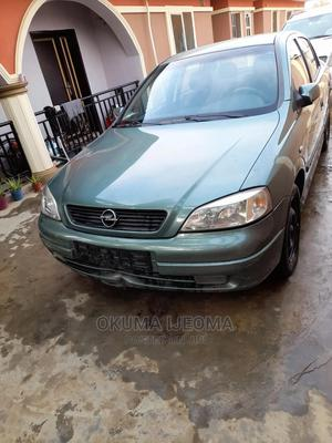 Opel Astra 2003 Green   Cars for sale in Lagos State, Alimosho