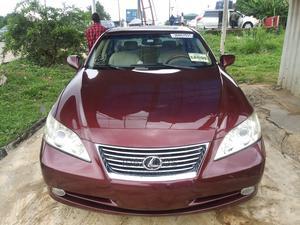 Lexus ES 2008 350 Red | Cars for sale in Lagos State, Ikorodu