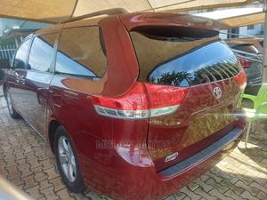 Toyota Sienna 2012 Red   Cars for sale in Abuja (FCT) State, Asokoro