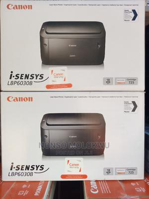 Canon I-Sensys Laser Printer LBP6030B   Printers & Scanners for sale in Lagos State, Ikeja