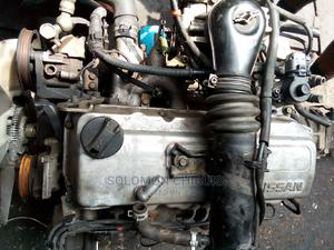 Na20 Nissan Urvan Bus and Nissan Cabstar Complete Engine. | Vehicle Parts & Accessories for sale in Lagos State, Mushin
