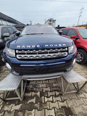 Land Rover Range Rover Evoque 2014 Blue | Cars for sale in Lagos State, Lekki