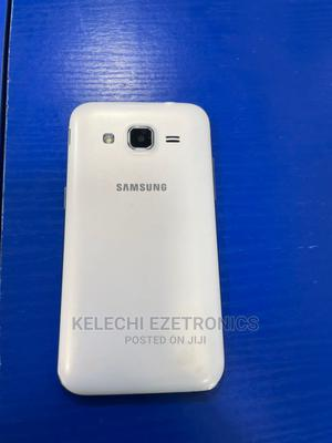 Samsung Galaxy Core Prime 8 GB White   Mobile Phones for sale in Lagos State, Ikeja