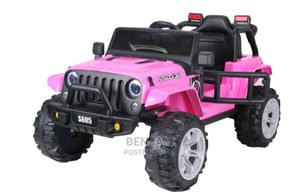 Pink Electric Ride on Car   Toys for sale in Lagos State, Amuwo-Odofin