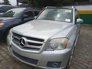 Mercedes-Benz GLK-Class 2010 350 4MATIC Silver   Cars for sale in Lagos State, Amuwo-Odofin