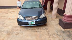 Toyota Corolla 2007 LE Blue | Cars for sale in Lagos State, Ikeja
