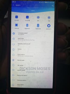 Tecno Pouvoir 2 16 GB Silver | Mobile Phones for sale in Rivers State, Ikwerre