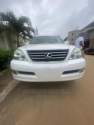 Lexus GX 2005 470 Sport Utility White | Cars for sale in Lagos State, Ifako-Ijaiye
