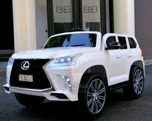 Lexus 570 Electric White Car | Toys for sale in Lagos State, Amuwo-Odofin