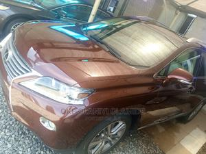 Lexus RX 2015 Red | Cars for sale in Abuja (FCT) State, Garki 2