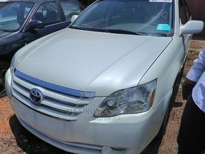 Toyota Avalon 2006 Limited White | Cars for sale in Kaduna State, Kaduna / Kaduna State