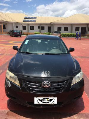 Toyota Camry 2009 Black | Cars for sale in Edo State, Ekpoma