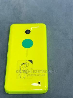 Nokia Lumia 635 8 GB Yellow   Mobile Phones for sale in Lagos State, Ikeja