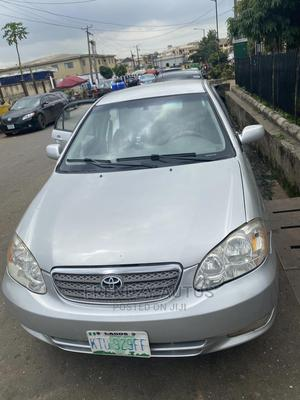 Toyota Corolla 2006 Silver | Cars for sale in Lagos State, Ikeja