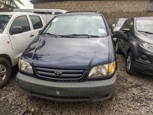 Toyota Sienna 2003 CE Blue   Cars for sale in Lagos State, Ojodu