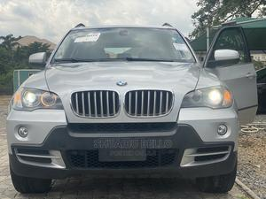 BMW X5 2009 4.8i Silver | Cars for sale in Abuja (FCT) State, Mabushi