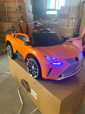 Lexus Electric Car Orange   Toys for sale in Lagos State, Amuwo-Odofin