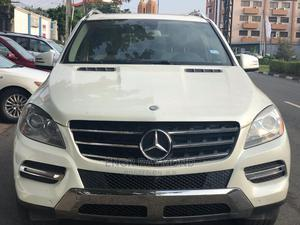 Mercedes-Benz M Class 2014 White | Cars for sale in Lagos State, Ikeja