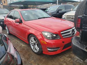 Mercedes-Benz C250 2012 Red | Cars for sale in Lagos State, Ikeja