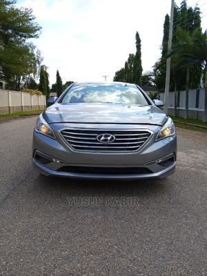 Hyundai Sonata 2015 Gray | Cars for sale in Kaduna State, Kaduna / Kaduna State