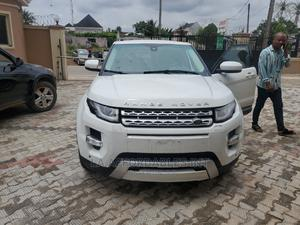 Land Rover Range Rover Evoque 2013 Pure AWD 5-Door White | Cars for sale in Edo State, Benin City