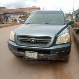 Honda Pilot 2005 EX 4x4 (3.5L 6cyl 5A) Green | Cars for sale in Oyo State, Ibadan