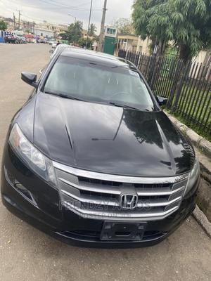 Honda Accord Crosstour 2010 Black | Cars for sale in Lagos State, Ikeja