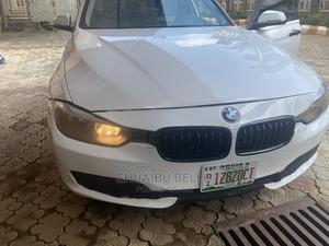 BMW 328i 2015 White | Cars for sale in Abuja (FCT) State, Central Business District