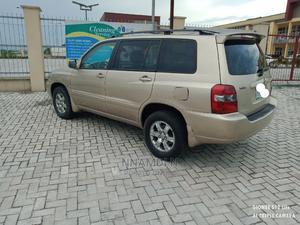 Toyota Highlander 2005 Limited V6 Gold | Cars for sale in Rivers State, Port-Harcourt