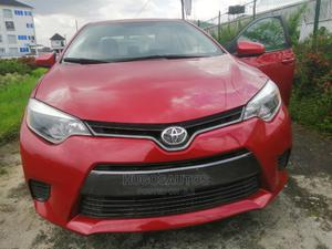 Toyota Corolla 2015 Red | Cars for sale in Rivers State, Port-Harcourt