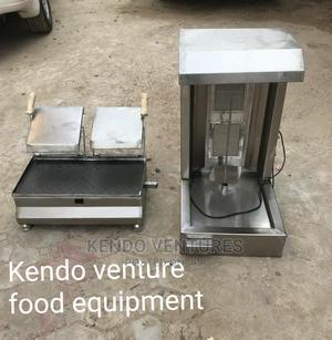 Quality Shawarma Machine and Toaster Set | Restaurant & Catering Equipment for sale in Lagos State, Ojo