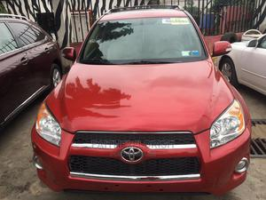 Toyota RAV4 2011 2.5 4x4 Red | Cars for sale in Lagos State, Ikeja