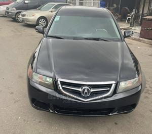 Acura TSX 2005 Automatic Black | Cars for sale in Lagos State, Surulere