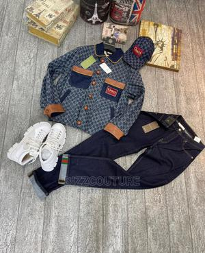 High Quality LOUIS VUITTON Jacket Available for Sale   Clothing for sale in Lagos State, Ikoyi