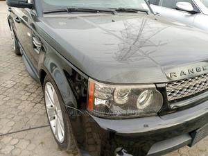 Land Rover Range Rover Sport 2012 Black | Cars for sale in Lagos State, Lekki
