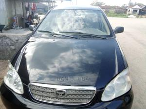 Toyota Corolla 2004 LE Black | Cars for sale in Delta State, Ukwuani